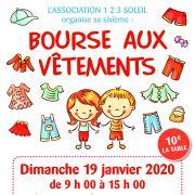 Bourse aux vêtements 2020 Urschenheim