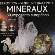 Salon minéraux fossiles et bijoux