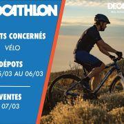 Trocathlon vélo