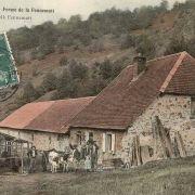 Les fermes auberges et la vie rurale dans la vallée de la Doller