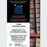 Le Printemps du livre du Lerchenberg