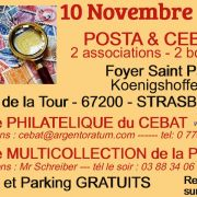 Bourse Philatélique CEBAT POSTA