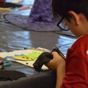 Atelier créatif (8-12 ans) : « Des fossiles ensorcelés »