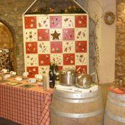 Noël 2018 à Katzenthal : Cave de Noël - Le vin chaud du vigneron