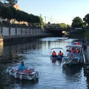 Location de bateaux électriques
