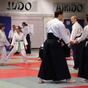 Aïkido arts martiaux Colmar