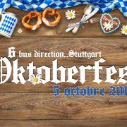 Sortie Oktoberfest de Stuttgart 2019