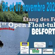 Open Float-Tube Etang des Forges Belfort