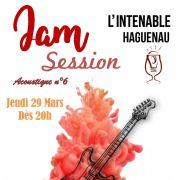 Jam Session Acoustique n°6