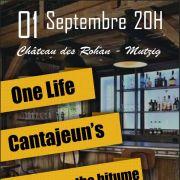 One Life / Cantajeun's / Badgers on the Bitume