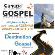 Destination Gospel