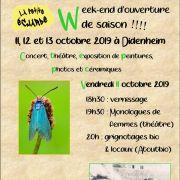 Week-end d\'ouverture de saison à La Petite Echarde