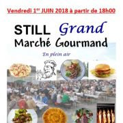Grand marché gourmand de Still 2018