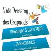 Vide Dressing des Crapauds