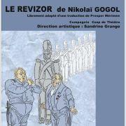 Le Revizor de Nikolaï Gogol