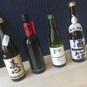 Dégustation de sakés japonais