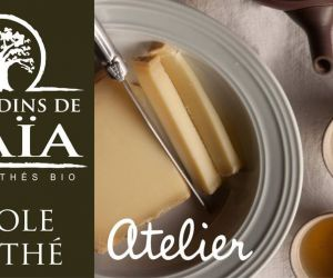 Atelier accords Thés et Fromages