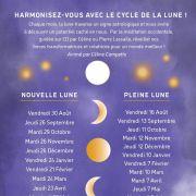 Méditation : Nouvelle Lune