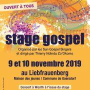 Stage Gospel