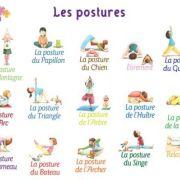Yoga pour enfants à partir de 3 ans