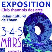 Peinture et sculpture du Club Thannois des Arts