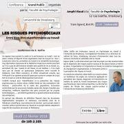 Les risques psychosociaux : entre bien-être et performance au travail