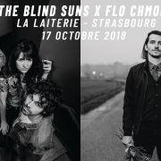 The Blind Suns + Flo Chmod