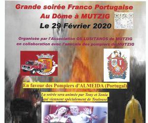 Soirée Franco Portugaise