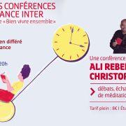 Conférence France Inter - Ralentir