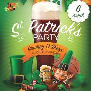 Saint Patrick\'s Party