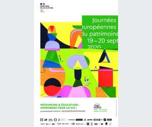Journées européennes du patrimoines aux ateliers de la Seigneurie