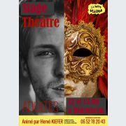 Stage week-end découverte théâtre adultes