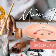 Made in Joy - Atelier parent/enfant spécial automne