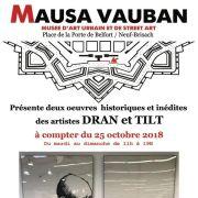 Dran et Tilt au MAUSA Vauban