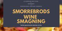 vins et voyage culinaire scandinave