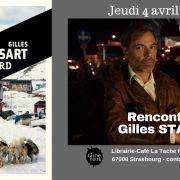 Rencontre avec Gilles Stassart, autuer de Grise Fiord