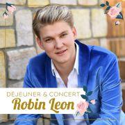 Déjeuner & Concert Robin Leon