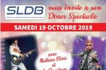 diner spectacle sosies