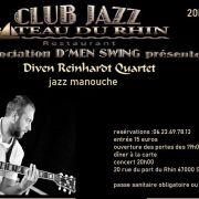 Diven reinhardt Quartet jazz manouche