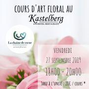 Atelier d\'art floral au Kastelberg