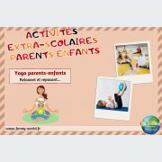 Yoga parents-enfants