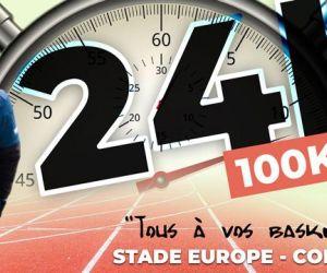 Marche solidaire nouveau défi 24h/100km