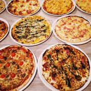 Soirée pizza à volonté