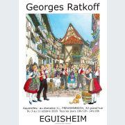 Aquarelles - Georges Ratkoff