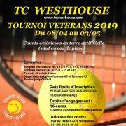 Tournoi de tennis vétérans