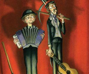 Spectacle musical enfant : Croque-morts chanteurs