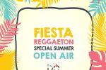 open air fiesta reggaeton • special summer