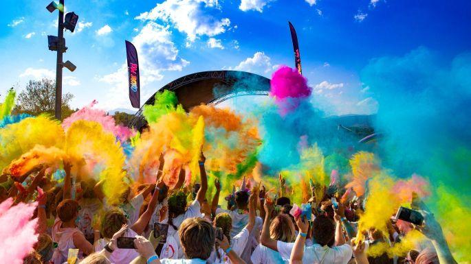La course Colore Moi Colmar est un vrai succès chaque année