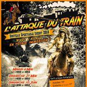 Attaque de train