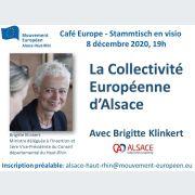 Café Europe: La Nouvelle Collectivité Européenne d\'Alsace